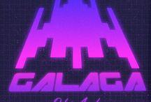Galaga related