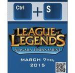 League of Legends Niagara Tournament