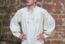 Mittelalter-Hemd und Wams / Mittelalterliche Hemden und Wämser für Edelmann, Bauer, Kaufleute und und und ... immer gut gekleidet unter Wams, Jacke oder solo getragen. Viel Spaß beim Stöbern!