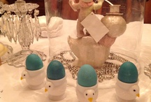 EGG CUPS / by Sandra Hoge