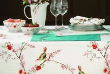 Dining Area / Dining Table, Tablescapes, Dishes