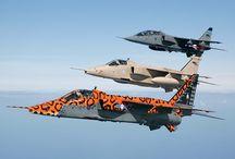 Model aircraft - Sepecat Jaguar