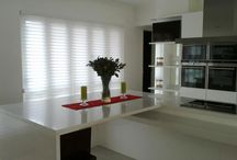 Silhouette Blinds / Images of Interiors done by Silver Thread Interiors using Silhouette Blinds