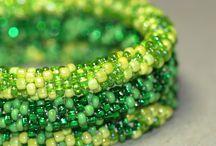 Bead Crochet / Bead crochet bracelets, necklaces and tutorials. Emphasis on handmade. DIY.