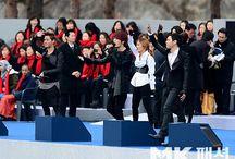 2013.02.25 Presidential Park Geun-hye Inauguration ceremony / J Y J