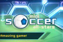 Mini Soccer All Stars- 3D mobile video game