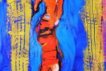 Dagmar Reymer / Paintings & More