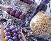 table cándies  party.