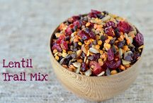 Trail Mix & Snack Ideas / by Inn on the Creek