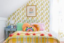 DESIGN | girls rooms
