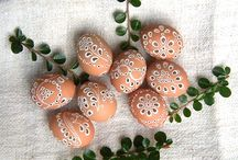 Kedvenc oldalak / Húsvéti tojás díszítés