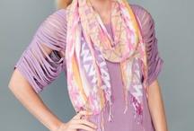 echarpes   (scarffs) / moda