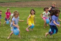 Juegos para fiestas de Niños
