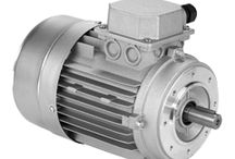Electric Motors / We supply a complete range of 3 phase electric motors available in aluminium housings, stainless steel housings, and cast iron housings depending on the specifications required.