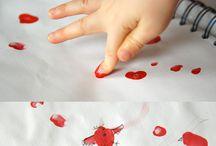 Peintures enfants
