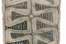 Glas - Tribal textile/patterns
