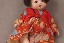 Nihon ningyô (Boneca Japonesa)