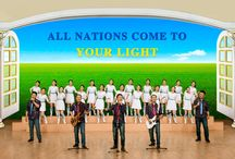 Albums of Choir of the Church of Almighty God