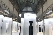 Azzedine Alaia - Exposition Paris / La très belle exposition du couturier Azzedine Alaia.