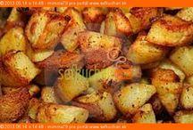 zemiaky jedlo priloha
