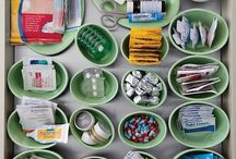 What's in your drawers? / What's in your drawers?Used to be anything and everything!  When drawers and cupboards are organized it makes finding items a lot easier, it looks nicer too! Down with the junk drawer! With these fantastic ideas for how to maximise your storage space you won't need one. #organize #organise #junk #gadget #storage #dividers  #kitchen #bathroom #DIY