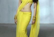 sexy saree