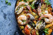 Home- kitchen Paella / by Wanda Caro