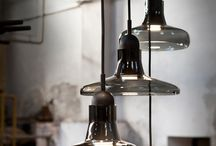 Lights / Kauniita valaisimia ja valaistus ideoita kotiin.