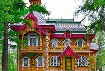 russisk dukkehus