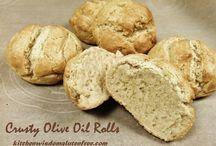 Crusty Olive Oil Rolls / Crusty Olive Oil Rolls Kitchen Wisdom Gluten Free Recipe