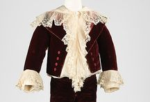 18th & 19th Century Children's Fashions! / by Sandy Hall