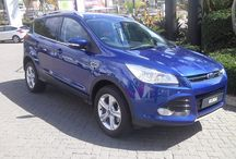 Ford Kuga / The All new Ford Kuga Available at Leons Motors Rustenburg