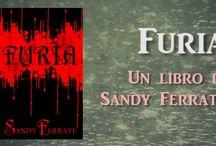 Furia de Sandra Ferrate / Novela