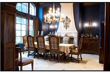 Formal Dining / Dining Room Inspiration