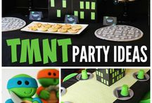 Party: Teenage Mutant Ninja Turtles