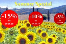 "Summer Countdown: -15% - 10% - 5% / Being fast pays off: Our ""discount countdown"" to the start of the summer! The respective discount applies to all products, except for vouchers, ready-made furniture sets and dolls. -- Schnell sein, lohnt sich: Unser ""Rabatt Countdown"" zum Start in den Sommer! Der jeweilige Rabatt gilt für alle Produkte, ausgenommen für Gutscheine, Fertigmöbel-Sets und Puppen."