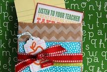 Teacher stuff / by Katie Cassavaugh