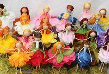 Fairy Flowers Folks