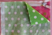 Zippered Pouch Sewing Tutorials