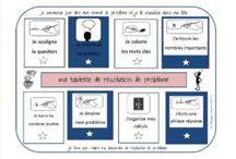 Math : Résolution de problèmes / by Stéphanie Labile Rondeaux