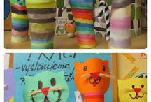 Ruční výrobky pro děti