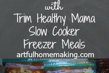 Trim Healthy Mama recipes