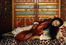 Moroccan artists / http://moroccoportfolio.com