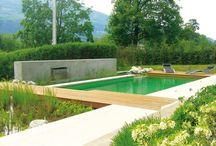 piscinas ecológicas / biológicas