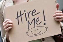 Job? / Who Will hire me? / by Linda Rembowski