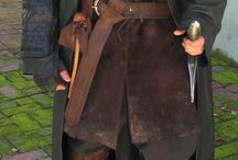 Men's Clothing ref / from medieval age to modern