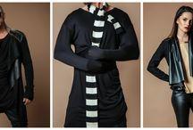 Asymmetric Clothes