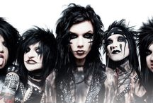 Black Veil Brides / If you too dumb to know by the title, you disappoint me. BLACK VEIL BRIDES OBVIOUSLY