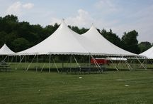 Our Tents!