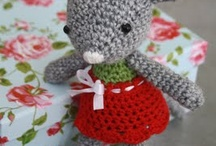 crochet / by Caroline Wessinger